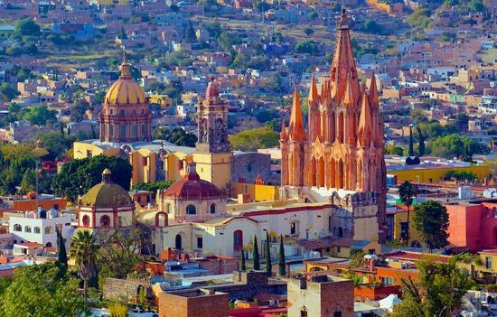 Pueblos mágicos en Guanajuato